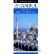Ghiduri turistice - Istanbul - Harta si ghid de buzunar