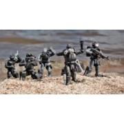 Mega Bloks Jeu de construction Call of Duty, série Action Figures - Intervention marine