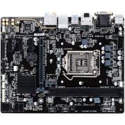 Placa de baza GIGABYTE H110M-HD3 DDR3, Intel H110, LGA 1151