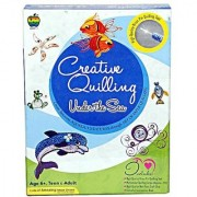 Blue Lotus Applefun Creative Quilling - Under the Sea