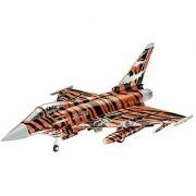 Revell Germany 1/144 Eurofighter Typhoon Bronze Tiger Model Kit