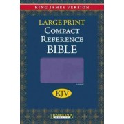Compact Reference Bible-KJV-Large Print by Hendrickson Bibles