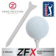 Zero Friction ZFX 4-Prong Golftee