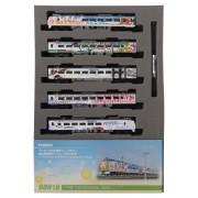 J.R. Limited Express Series Kiha183 [The Asahiyama Zoo] (Renewal) (5-Car Set) (Model Train)