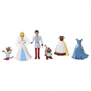 Disney Princess Little Kingdom Cinderella's Total Fairytale Gift Set Magiclip