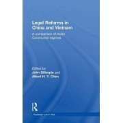 Legal Reforms in China and Vietnam by John Gillespie
