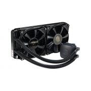 Cooler Master NEPTON - Radiatore da 280L, 28030mm, 2x 140 Jetflo, ventola di raffreddamento CPU