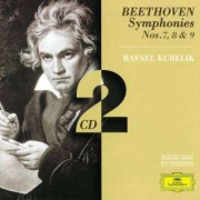 L Van Beethoven - Symphony No.7-9 (0028945946320) (2 CD)