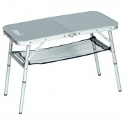 Mesa plegable playa 80x40 cm regulable Coleman