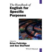 The Handbook of English for Specific Purposes by Brian Paltridge