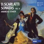 Andreas Staier - Scarlatti Sonatas Vol. 2 (0886975683321) (1 CD)