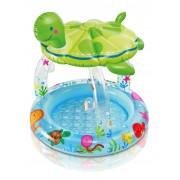 INTEX Opblaasbaar baby-zwembadje Turtle Shade