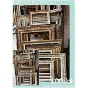 Paris Flea Market Frames Rebecca Plotnick 1000 piece Puzzle
