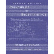 Principles of Biostatistics by Marcello Pagano