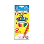 Creioane colorate 12 culori/set CARIOCA