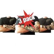 3xPack Tetovacie rukávy za skvělou cenu