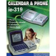 Mini Telefono Multifuzione + Calendario + Calcolatrice