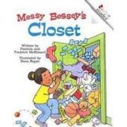 Messy Bessey's Closet (REV Ed) by Patricia C McKissack