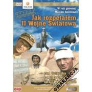 Jak rozpętałem II wojnę światową film wojenny franek dolas dvd