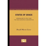 States of Grace by Donald Martin Carter