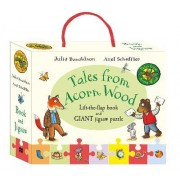 Tales from Acorn Wood Book and Jigsaw Gift Set by Julia Donaldson