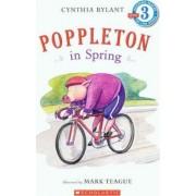 Poppleton in Spring by Cynthia Rylant