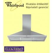 Whirlpool AKR 916/IX falra szerelhető, kürtős páraelszíó