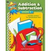Addition & Subtraction Grade 2 by Teacher Created Resources
