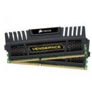 Corsair 8 GB DDR3-RAM - 1600MHz - (CMZ8GX3M2A1600C9) Corsair Vengeance Kit CL9