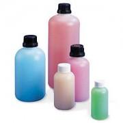 RAJAPACK Runde Plastikflaschen 500 ml