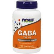 gaba 750 mg 100 capsules