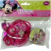 24 Petits Jouets Minnie Mouse