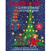 Madeline Christmas Activity Book by Ludwig Bemelmans