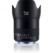 Milvus 35mm f/2 ZE Lens for Canon EF