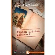 Pisica printre porumbei editia Colectionarului - Agatha Christie