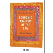 Economic Analysis of the Law by Donald A. Wittman
