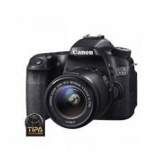 Aparat foto DSLR Canon EOS 70D 20.2 Mpx Kit EF-S 18-55mm IS STM