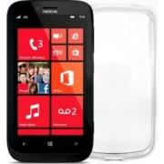 Skin Celly Nokia Lumia 620 Transparenta
