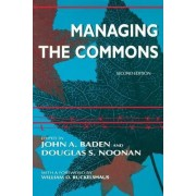 Managing the Commons by John Baden