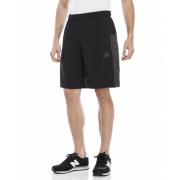 adidas Climacool Woven Shorts Black Dark Heather Grey