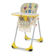 Chicco Matstol Polly 2 IN 1 Energy Gul