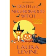 Death of a Neighborhood Witch by Laura Levine