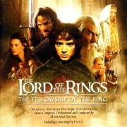 Howard Shore - Lord of the Rings, Fellowship of the Ring (0093624811022) (1 CD)
