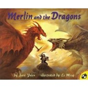 Merlin and the Dragons by Jane Yolen