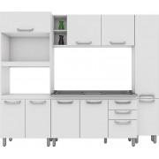 Cozinha Compacta Adapt 10 Henn Branca