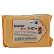 Toallitas Baby Calenduflor 72 Und.