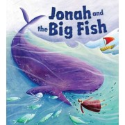 My First Bible Stories Old Testament: Jonah and the Big Fish by Katherine Sully