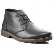 Обувки RIEKER - 35330-00 Black