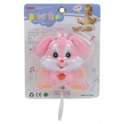 Musical Cradle Bell Rabbit Toy Rattle for kids