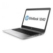 HP EliteBook Folio 1040 G3 (V1A81EA) med HP Elite läderväska